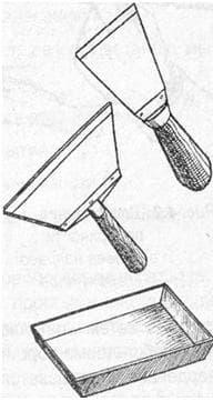 Инструмент для шпаклевки