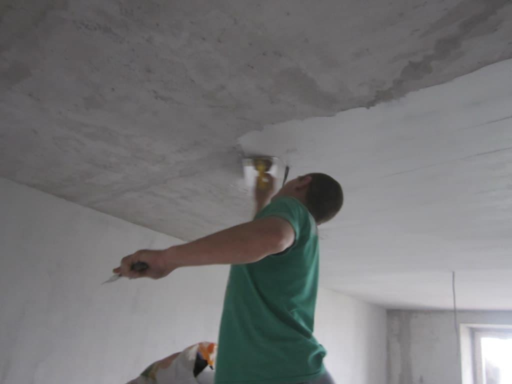 Чистовая отделка потолков своими руками 66