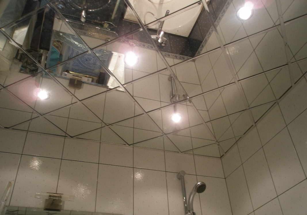 Стеклянный потолок Армстронг