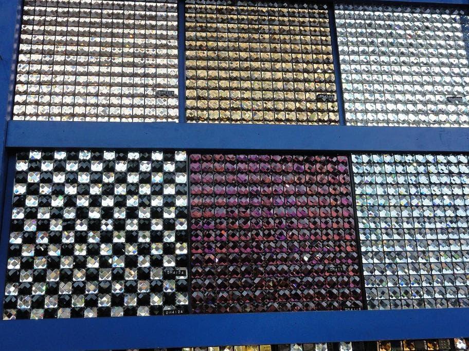 Ассортимент мозаичной плитки