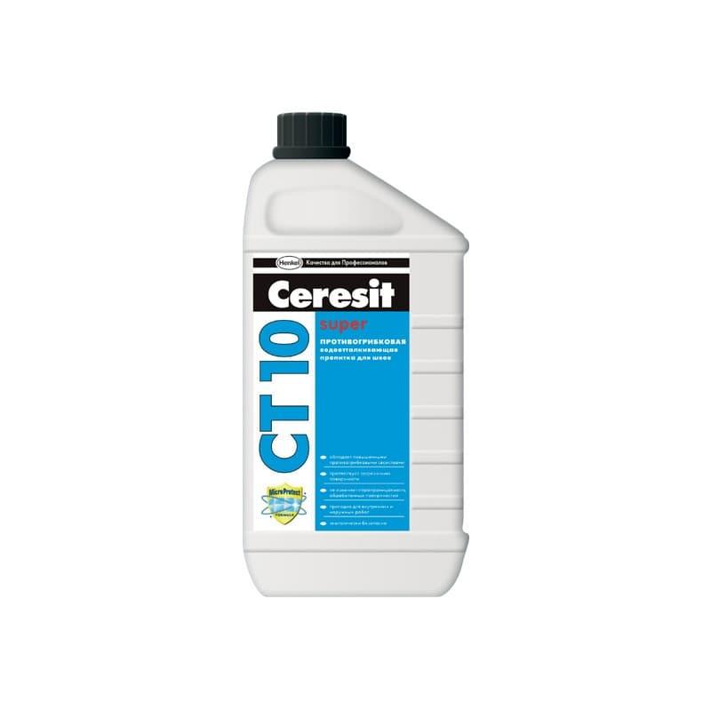 Пропитка для швов CERESIT CT 10 Super