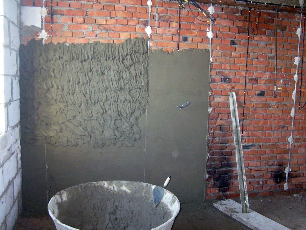 Изготовление цементного раствора своими руками5