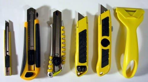 ножи для гипсокартона
