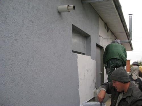 Материалы для отделки облицовки фасадов домов
