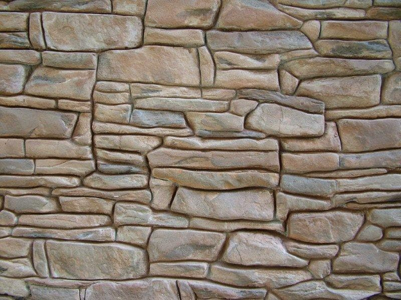Штукатурка под натуральный камень