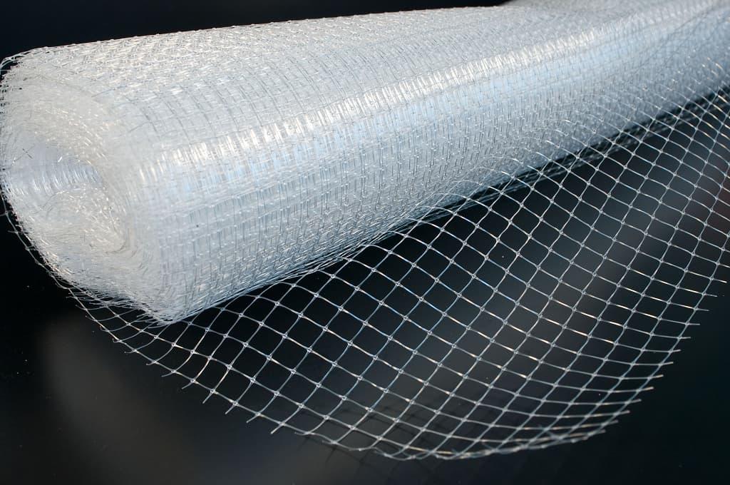 Полимерная сетка для штукатурки